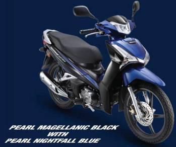 Honda Wave 125i 2020 - Easy Apply - Deposit Rendah