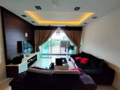 RENOVATED Laman Baiduri Condo Subang Jaya SS12 EXCLUSIVE LAKE VIEW