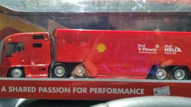 Bburago 1:43 Shell truck limited edition