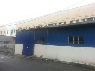 1 1/2 Storey warehouse at Padang Balang