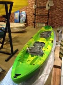 Family kayak 2+1
