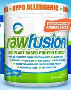 Rawfusion plant whey jintropin igtropin