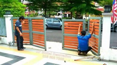 Gate, Grill, Awning, Repairing, etc