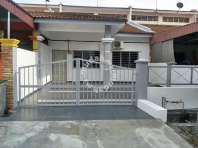 Fully Renovated Single Storey Terrace House in Batu Pahat