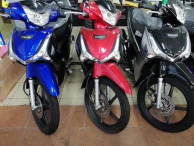 HONDA WAVE 125i (SINGLE DISC)