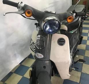 Demak dx90 (electric starter)