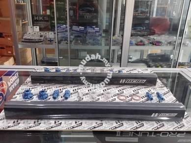 Works fuel rail kit mitsubishi evo 1-9 4G63