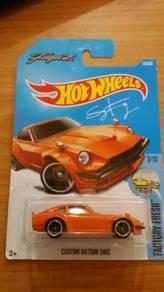 HotWheels Custom Datsun 240z Orange