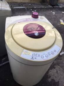 Sharp 8kg load washing machine top automatic
