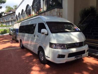 Van Sewa - Komuter 15 & Placer X 18 seater