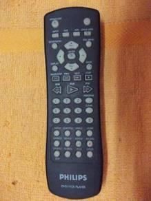 PHILIPS DVD VCR Remote Control