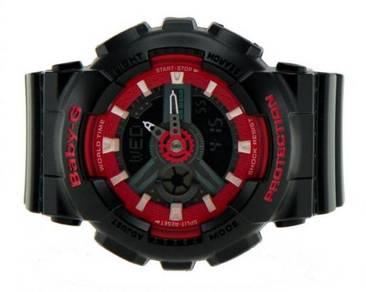 Casio Baby-G Sporty Sneaker Color Watch BA-110SN-1