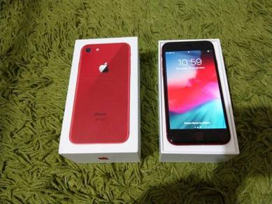 Iphone 8 64gb red myset