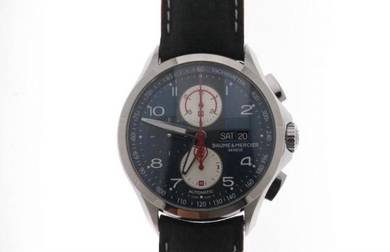 Baume & Mercier Clifton Club Shelby Cobra M0A1034
