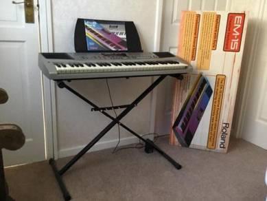 Roland Electric Keyboard