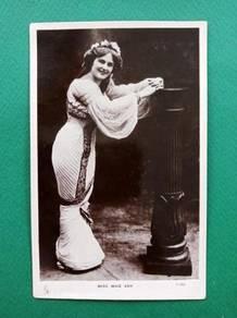 Postcard Singapore 1912 B68