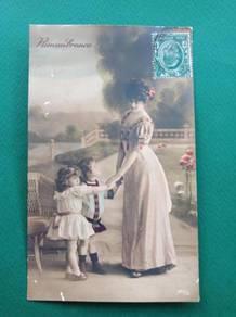 Postcard PENANG 1912 B74