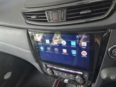 Nissan Xtrail 2014-2019 Android Car Player
