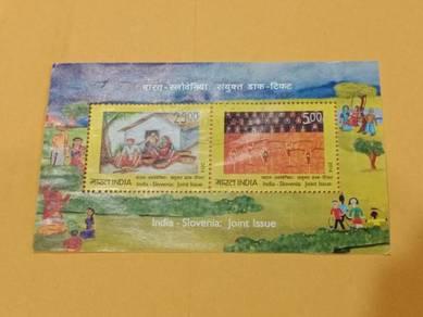 Miniature Sheet Slovenia B257