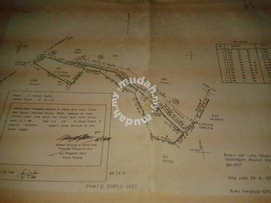 Land at Valdor, Jawi Penang 1 Hektar