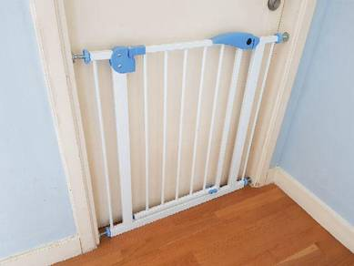 Baby safety gate pagar bayi new
