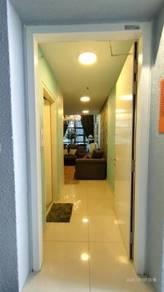 (Fully furnished) Serviced Apartment, Duplex SOHO EkoCheras, Cheras