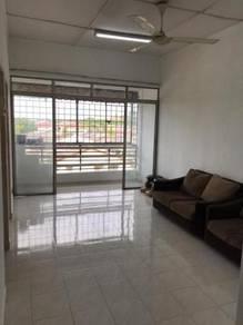 3rooms Pangsapuri Malim Jaya Melaka