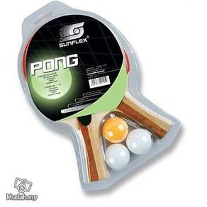 Sunflex Table Tennis 2 Players Pong Set (Germany)