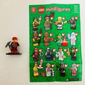 Lego Minifigures Series 11 Item no 9