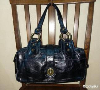 Shoulder Bag Leather ANNA SUI