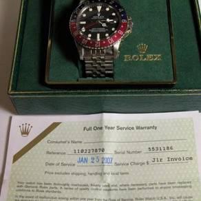 Rolex 1675 gmt master steel