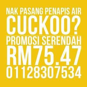 Penapis Air Cuckoo Baling Kedah