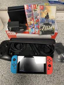 Switch - 32GB Gray Console
