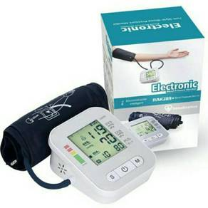 Alat Tekanan Darah Blood Pressure Arm Digital