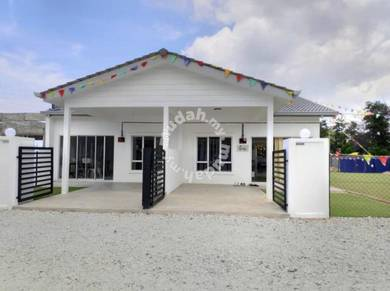 Single Storey Terrace at Balok Kuantan Zero Downpayment RM 198,000