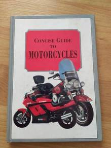 Concise Guide To Motorcycles