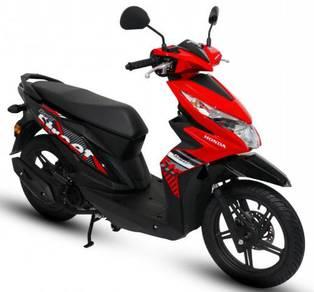 Honda beat110 f1