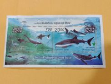 Miniature Sheet Philippines B258