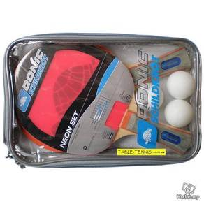 Donic Table Tennis 2 Players Neon Set (Euro)