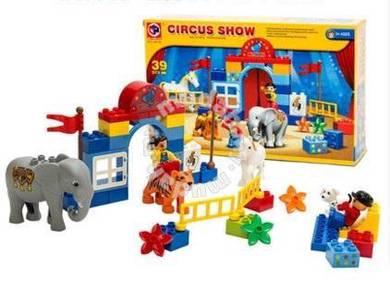 Educational Blocks - Circus Show