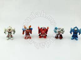 Mini Autobot/Transformers Compatible Figures Toy