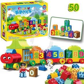 Educational Blocks - Numbering Train