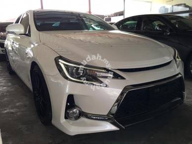 Recon Toyota Mark X for sale
