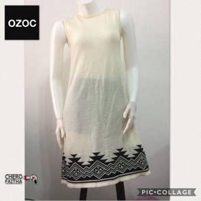 Baju ozoc O. Z . O. C . original gown dress sleeve