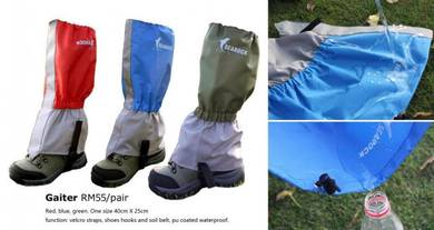 Gaiter Foot Protection