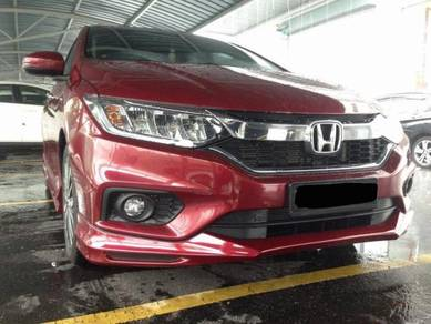 Honda City Modulo bodykit and spoiler