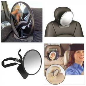 Cermin Backseat Baby Safety View mirror