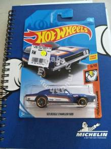 CPL - 69 Dodge charger 500 dark blue