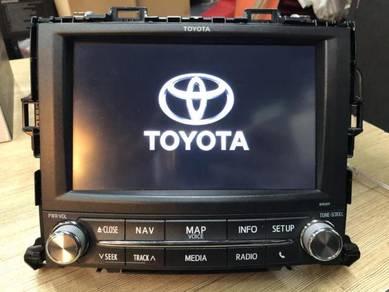 Toyota vellfire original 8