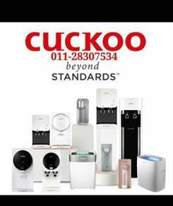 Penapis Air Cuckoo Marang Terengganu